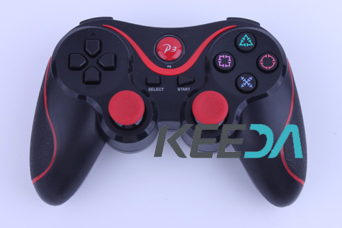 Hot selling SIXAXIS Wireless Bluetooth Controller Sony Playstation 3 PS3 - Shenzhen Keeda Digital Electronic Co., Ltd. store