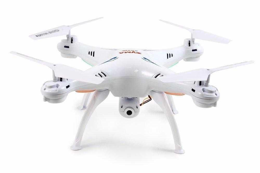 100% Original SYMA X5C RC Helicopter Drone Quadcopter 2.4GHz 4CH 6 Axis HD Camera RTF Remote Control Professional Dron Toys
