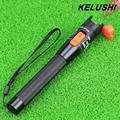KELUSHI 10mW Pen Type Red Light Source Visual Fault Locator Fiber Optic Cable Tester5 8km Fiber