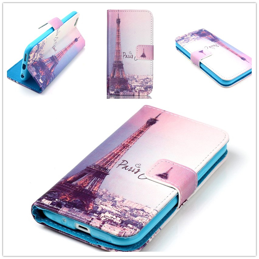 Wallet Leather Cover Case For Samsung Galaxy Multi Different Phone ...