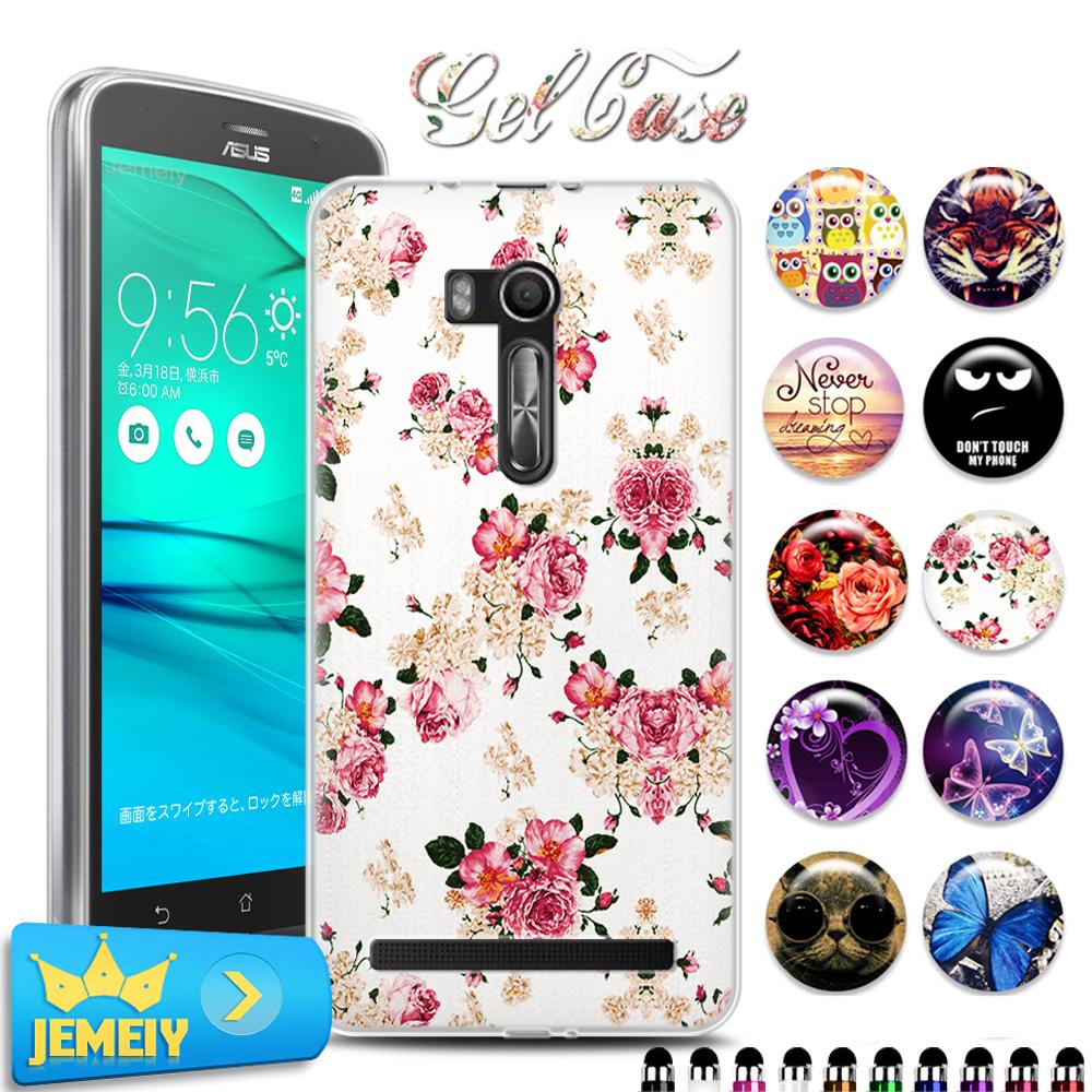 TPU Soft Case Gel Cover For Asus Zenfone Go ZB551KL 5.5 phone case ,UV printed Back Case For Asus Zenfone GO ZB551KL Phone Cover(China (Mainland))