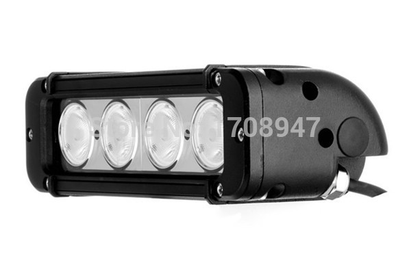 Фотография 40W offroad LED light bar for agricultural vehicle,engineering vehicle crane