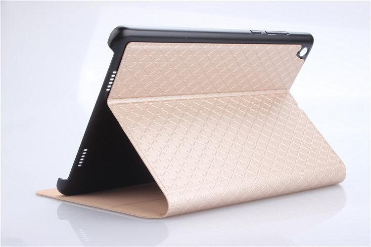 Cookbook Holder With Cover : Folding pu leather book stand holder electronic