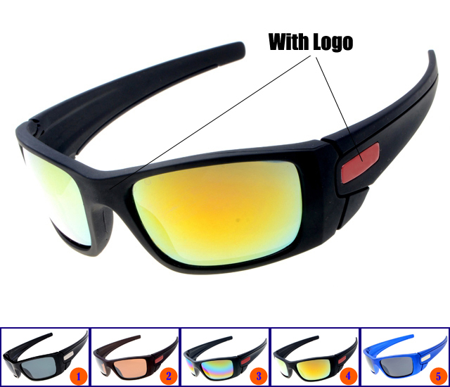 Hot Sale Brand Fuel Cell Cool Top Quality Men's Sunglasses Bicycle Riding Sport Sun glasses Oculos De Sol Gafas With Retail Box(China (Mainland))