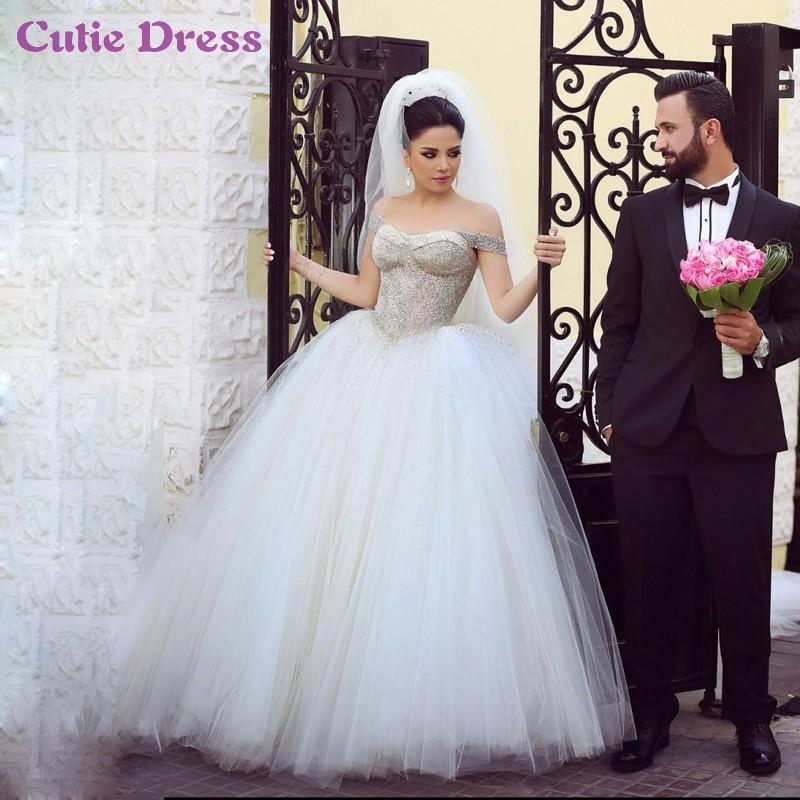 fashion arabian design sweetheart beaded bling bling short sleeve princess wedding dresses 2016. Black Bedroom Furniture Sets. Home Design Ideas