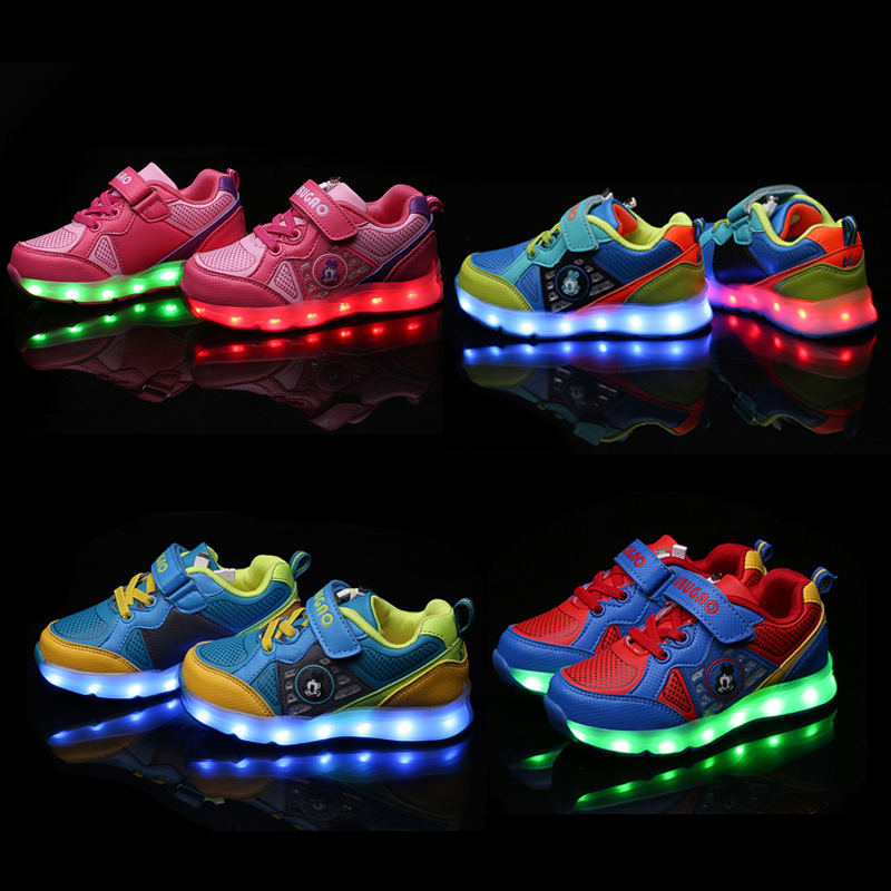 Childrens Tennis Shoes With Lights