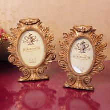Picture frame of European Garden Court of Korea Art Studio retro frame wedding photo frame resin gifts