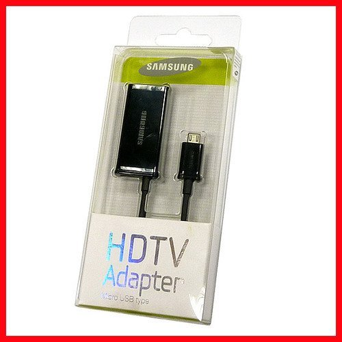 MHL Adapter Micro USB to HDMI for Samsung Nexus i9250 i9100 i9100 i997 HTC Free shipping