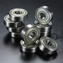 Different Price 10 Pcs/Lot 8 x 22 x 7mm Metal Sealed Shielded Deep Groove Ball Bearing 608zz For Industry Business(China (Mainland))