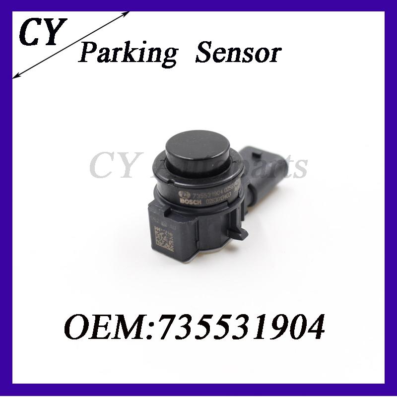 Parking Sensor System PDC Sensor For FIAT OEM 735531904 0263013403(China (Mainland))