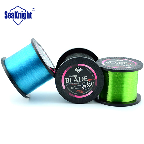 Buy seaknight brand best quality 1000m for Best fishing line