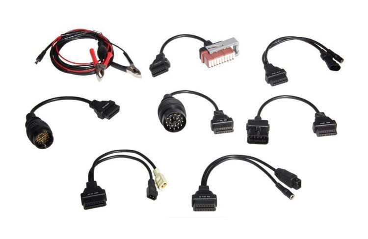 car cables for TCS CDP DS150E (1)