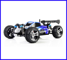 Wltoys A959 2.4G Radio Remote Control RC Car Kid Toy Model Scale 1:18 New Shockproof Rubber wheels Buggy Highspeed Off-Road(China (Mainland))