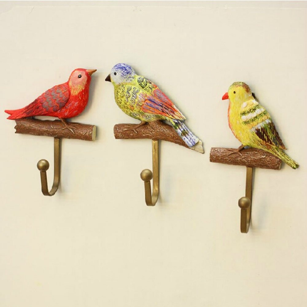 Achetez En Gros Oiseau Mur Crochets En Ligne Des