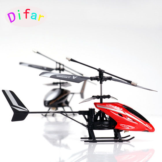 2.5 Channel Remote Control Helicopter Model 713 RC Helicopter(China (Mainland))