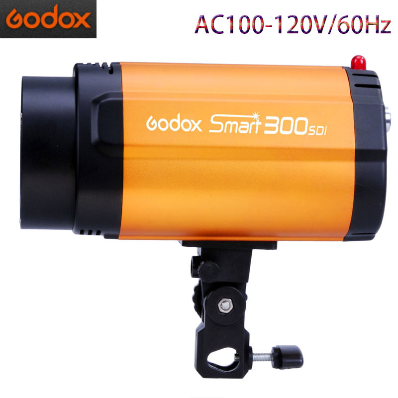 GODOX Smart Studio Flash Light 300SDI 110V 300 Watts Plug-in 8-step Control Photographic Lighting(China (Mainland))