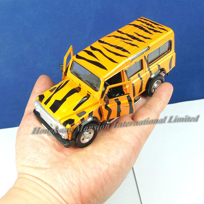 136 zebra-stripe For TheLand Rover Defender (17)