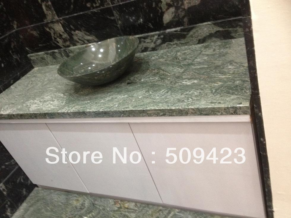 Natural stone Green Granite Countertops one container-in Countertops ...