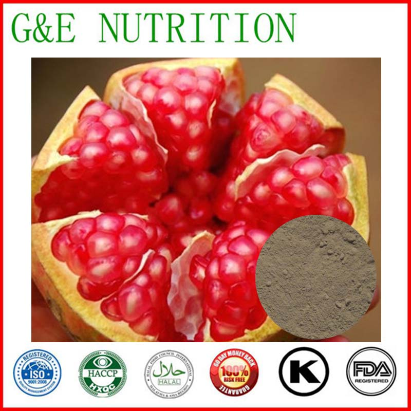 Pure Natural 10:1 Pomegranate Peel Extract Powder 1000g<br><br>Aliexpress