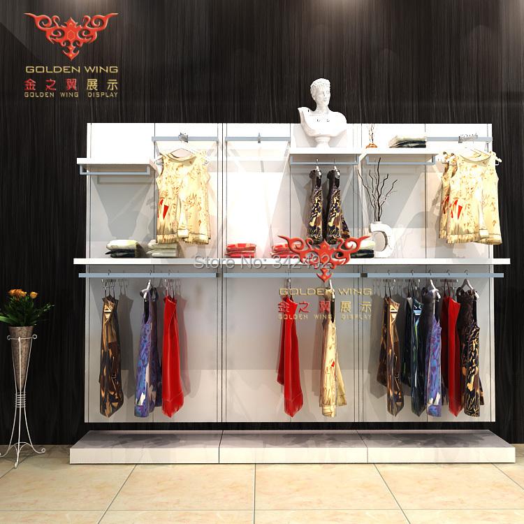 Muebles para la tienda de ropa, pantalla armario rack, para muebles tienda de...