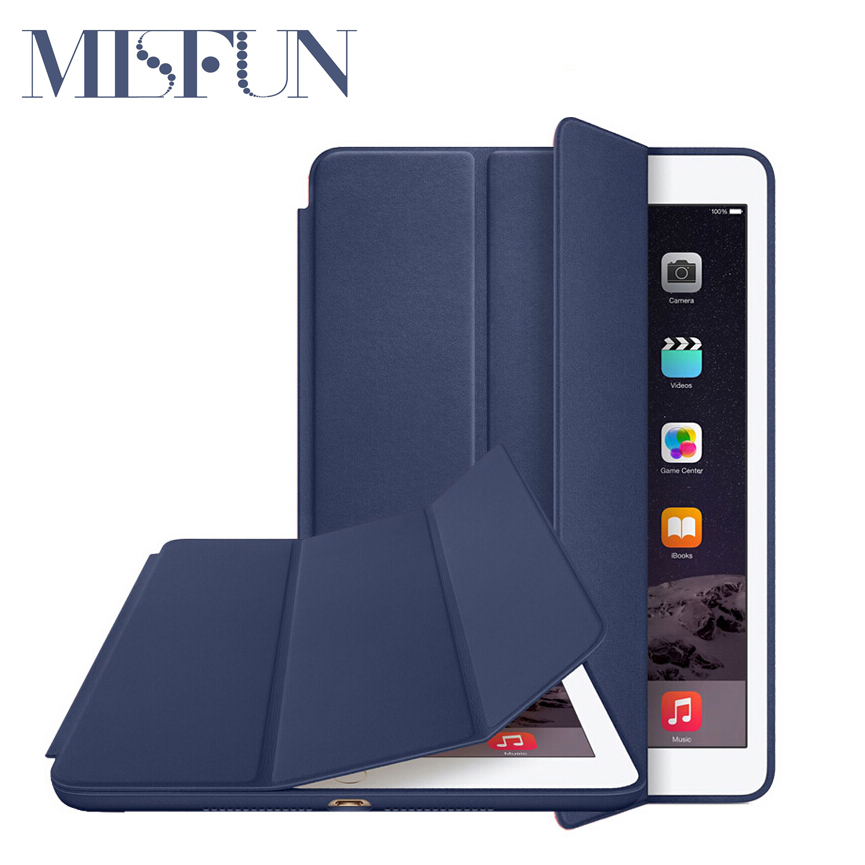 Original 1:1 PU Leather Ultra Thin Slim Smart Case for Ipad air 2 / air 1 ( Ipad 5 6 ) For Ipad Mini 1 2 3 Stand Cover LOGO(China (Mainland))