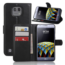 Buy K580 Luxury Wallet PU Leather Cases LG X Cam K580 5.2 Magnetic Flip Cover Fundas Holder Card Slot Stand Mobile Phone Bags for $3.42 in AliExpress store