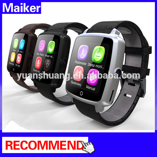 U11c smart watch mobile phone with sim card Bluetooth touchscreen, waterproof watch mobile phone with wifi(China (Mainland))