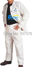 FR Clothing Flame Retardant Welding Clothing FR Cotton Coverall FR Cotton Welding Clothes(China (Mainland))