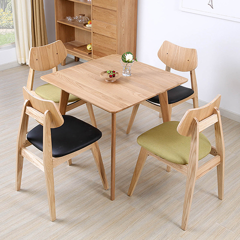 modern minimalist japanese dining table and chairs ikea
