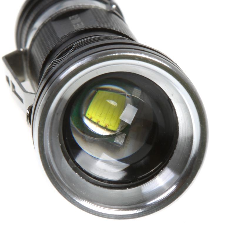 Фонарик LED xm/l T6