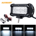 7 Cree Chips 60w DRL LED Work Light Bar Covers Spot Flood Combo Beam Offroad LED