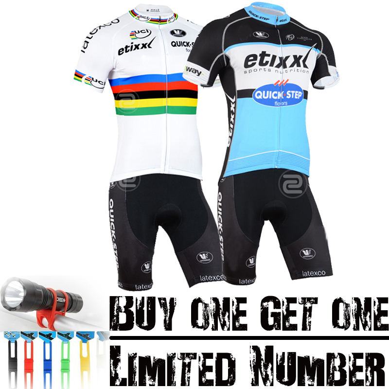 2015 Team Cycling Jersey Summer Bike Cycling Clothing Bicycle Short Sleeve Ropa Ciclismo Men MTB Short Sets #150020#(China (Mainland))