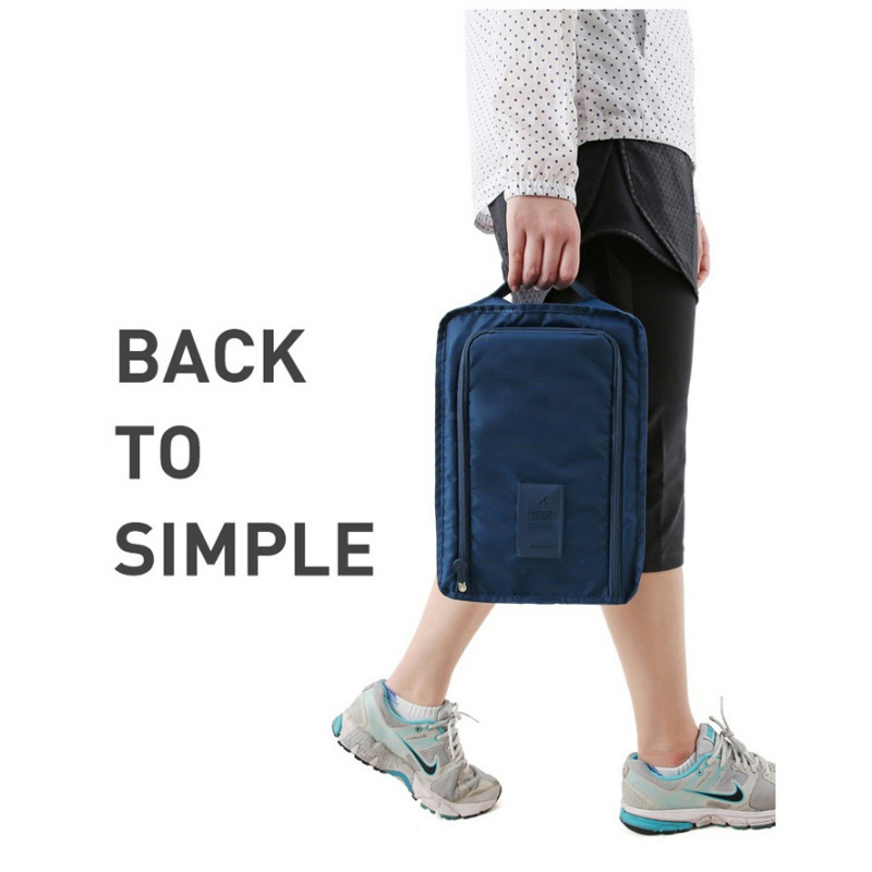 Waterproof Storage Bags Organizer Travel Storage Bag Nylon Bags Travel  Suitcase Shoes Pouch Portable