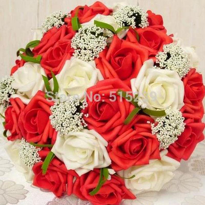 Фото с цветами в руках