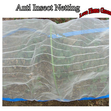 Insect Netting Garden veg grow Net Ultra Fine Veggiemesh Pest Deterrent Crop Veg Protection barrier Hunting Blind(China (Mainland))