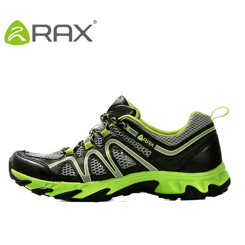 RAX authentic outdoor men's cross country shoes 2015 Spring outdoor hiking shoes slip and cushioning sports shoes #B1567(China (Mainland))
