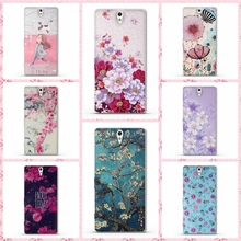 Buy Soft TPU 3D Painted Back Case Sony Xperia C5 Phone Cases Soft TPU Cover Sony C5 Ultra/E5553/E5506 Silicon Bag Skin Shell for $1.50 in AliExpress store