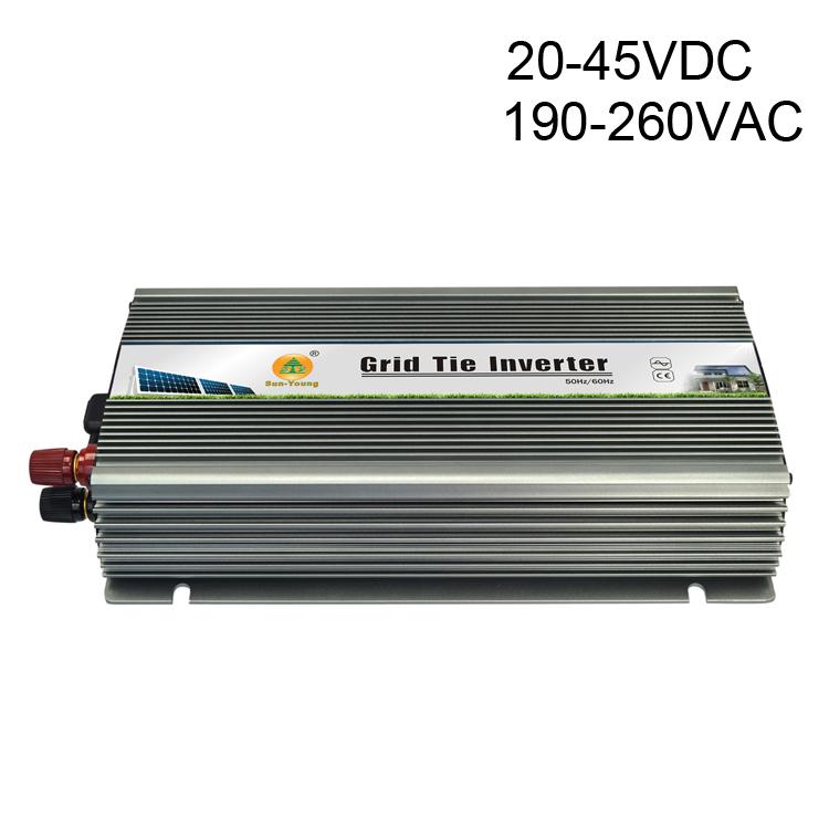 20-45V 230V 800W Mppt Technology Solar Power Micro On Grid Inverters for Solar Energy System<br><br>Aliexpress