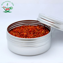 Promotion! safflower flower tea,health maintenance, postpartum recovery,perfumes 100% original saffron tea 25g