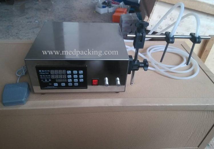 3-3000ml Double Head Water Softdrink Liquid Filling Machine Digital Control(China (Mainland))