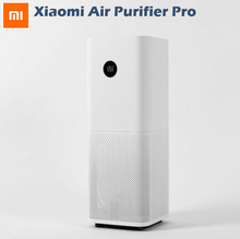 Buy Newest Xiaomi Air Purifier Pro CADR 500m3/h OLED Display Screen PM 2.5 Cleaning & Smartphone app super Particulate Matter CADR for $383.00 in AliExpress store