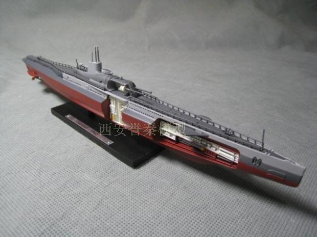 Здесь можно купить  1:350 France Surcouf 1942 Submarine Alloy Model Toy Free shipping  Игрушки и Хобби