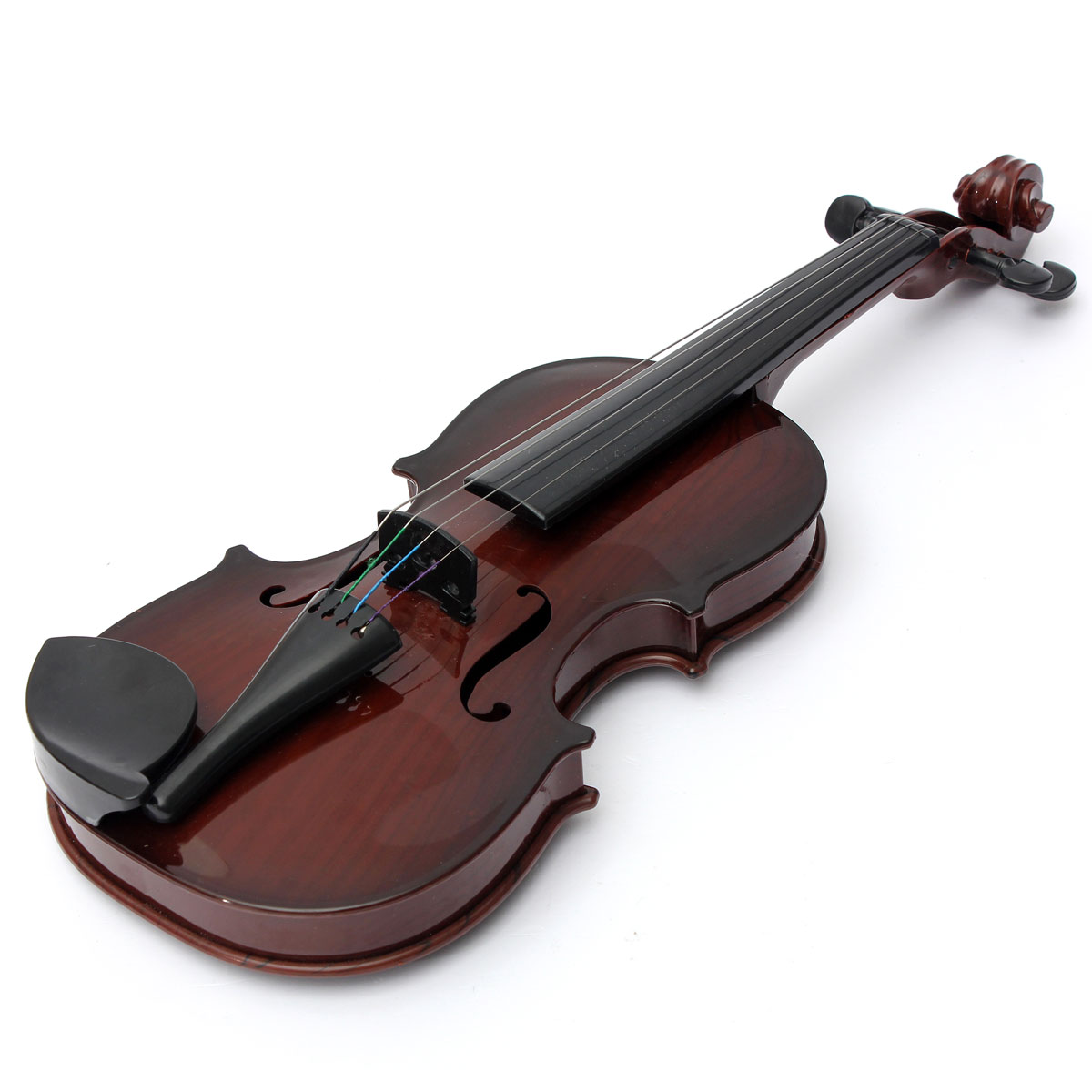 Adjustable String Musical Beginner develop Kid talent Simulation Toys Bow Acoustic Violin Practice Demo Instrument Children Gift(China (Mainland))