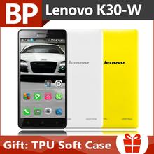 Original Lenovo K3 K30W 4G FDD LTE 5 Inch 1280x720 MSM8916 Quad Core Android 4.4 Mobile Cell Phone 1GB RAM 16GB Rom 8MP(China (Mainland))