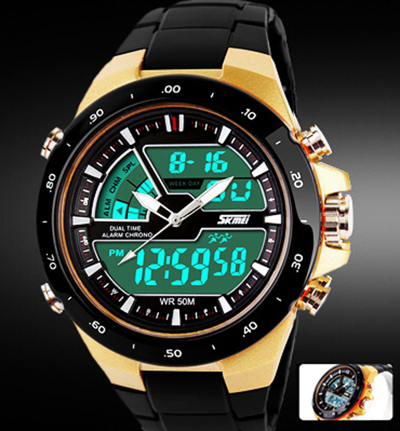 readeel sports watches waterproof fashion casual