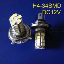 High quality 12v H4 led car bulb,H4 auto led lights free shipping 20pcs/lot