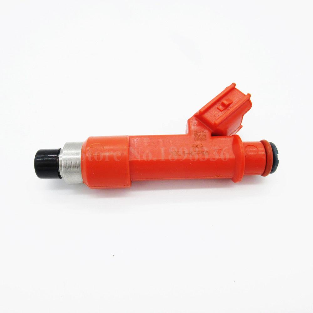 4pcs Original 1001-87F90 Fuel Injector Nozzle 2JZGFE 850CC For Lexus Toyota Supra 100187F90(China (Mainland))