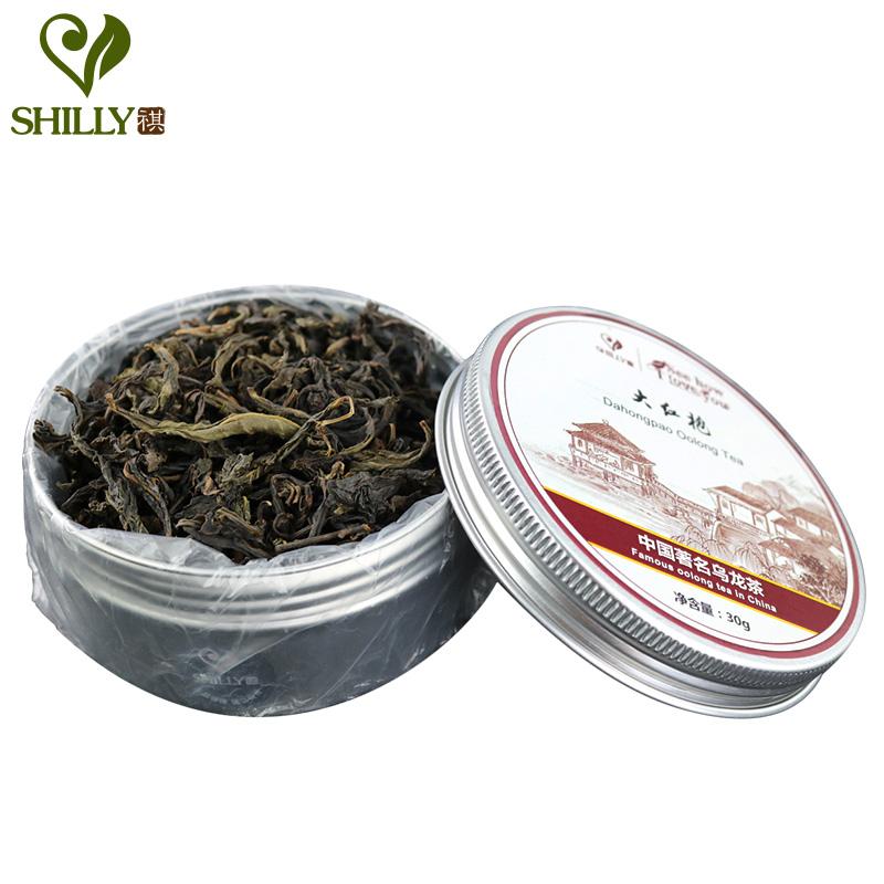 30g Chinese oolong tea Wuyi Da Hong Pao Tea Big Red Robe Original Dahongpao Tea Oolong China Health Care Organic(China (Mainland))