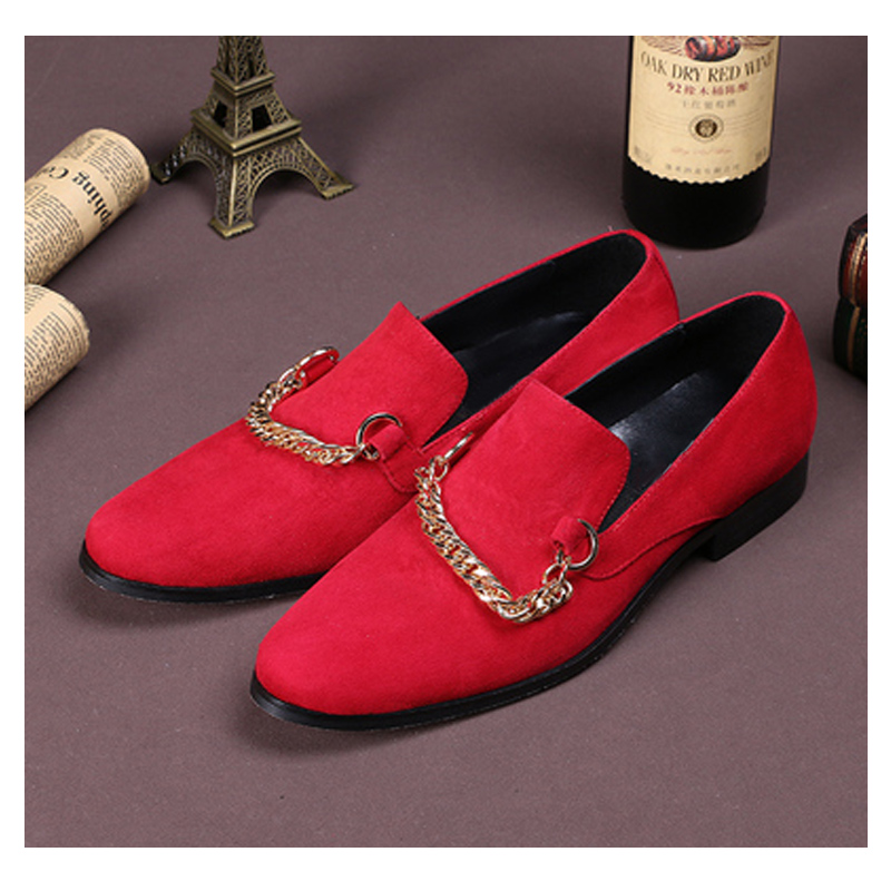 Red Bottom Dress Shoes For Men White Louboutins Mens