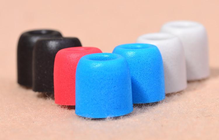 super comfortable sponge isolation headphones Tips headset memory foam sponge earphone headphone sets ear pads